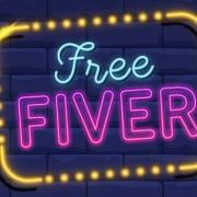 Free Fiver Promotion Tombola Bingo