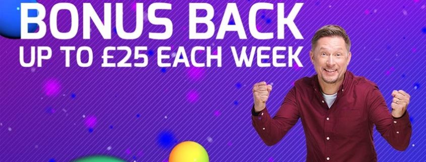 Betfred Bingo Bonus Back Promotion