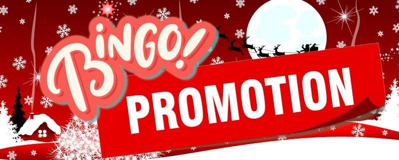 Christmas Bingo Promotions