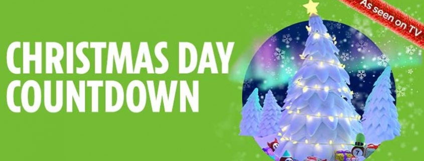 Christmas Day Countdown at Sun Bingo
