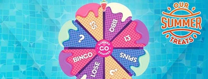 Mecca Bingo Promotions - Summer Treats Offer