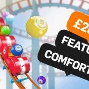 20k Feature Comforts Offer at Betfair Bingo