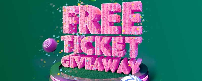Paddy Power Free Bingo Ticket Giveaway